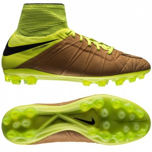 Nike Hypervenom Phantom II Skind Tech Craft AG Sand-Sort-Neon