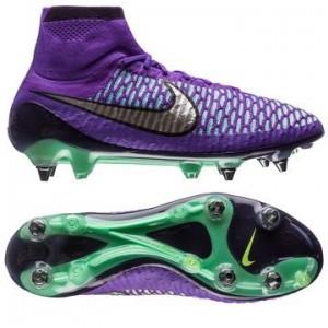 Nike Magista Obra SG-PRO Lilla-Turkis-Sølv fodboldstøvler
