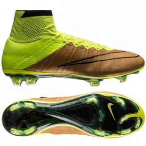 Nike Mercurial Superfly Skind Tech Craft FG Sand-Sort-Neon