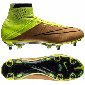 Nike Mercurial Superfly Skind Tech Craft SG-PRO Sand-Sort-Neon