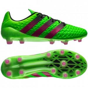 adidas ACE 16.1 FG-AG Grøn-Pink-Sort fodboldstøvler