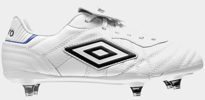 Umbro Speciali - hvide fodboldstøvler