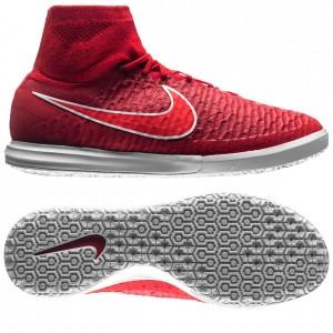 Nike MagistaX Proximo IC Rød-Hvid indendørs fodboldsko
