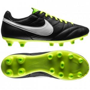 Nike Premier FG LIMITED EDITION Sort-Hvid-Grøn fodboldstøvler