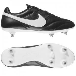 Nike Premier SG Sort-Hvid fodboldstøvler