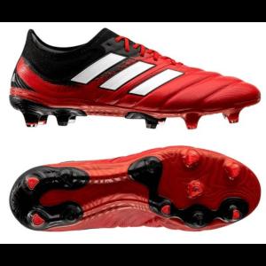 Adidas-Copa-fodboldstøvler-sort-rød