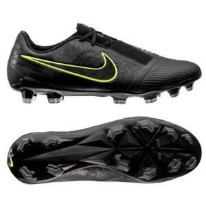 Nike-Phantom-Venom-fodboldstøvler-sort-neon